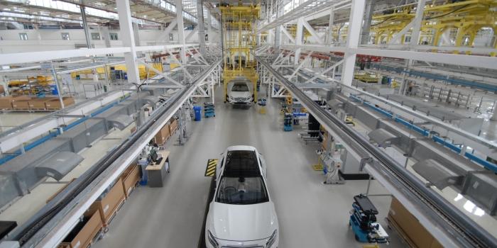 Mercedes-Benz'in Rusya'daki tesisini ESTA inşa edecek