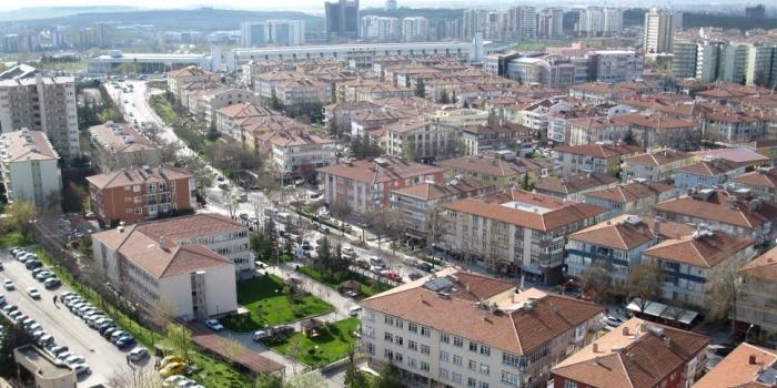 Ankara'nın o semtlerinde dönüşüm şart