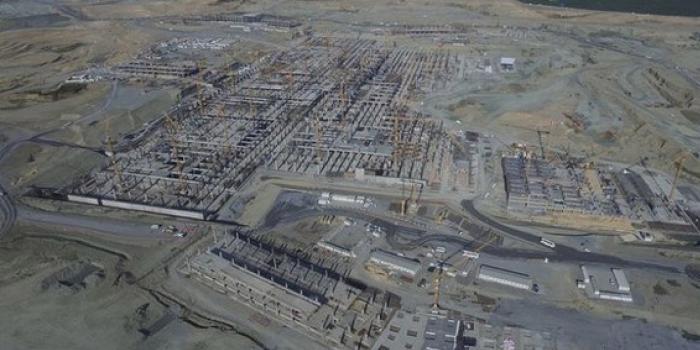 3. Havalimanı inşaatının yüzde 55'i tamamlandı