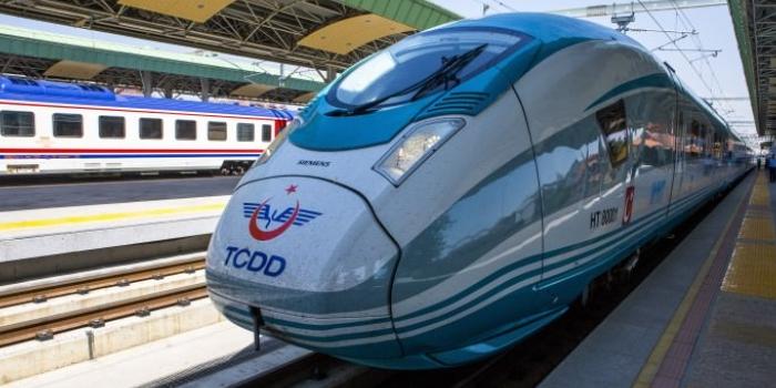 Ankara-İzmir demiryolu hattı 2010 yılında tamamlanacak