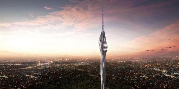 Çamlıca TV Radyo Kulesi 2017 sonunda tamamlanacak