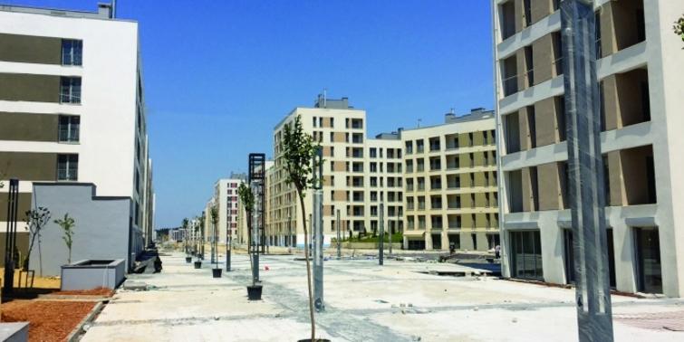 TOKİ Kayabaşı'nda 77 iş yerini satışa çıkardı