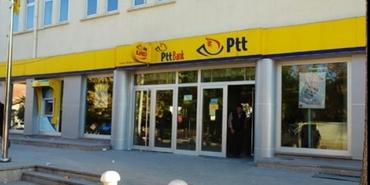 Akşehir PTT lojman binası satışa çıkıyor