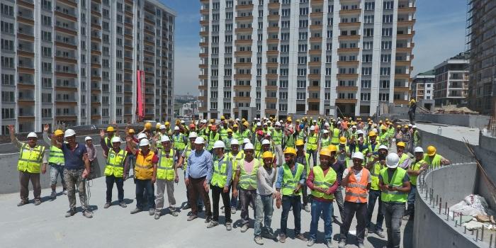 Huzurlu Marmara'da teslimler 1 yıl erken yapılacak