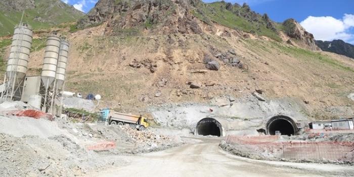 Ovit Tüneli 2017'de hizmete açılacak