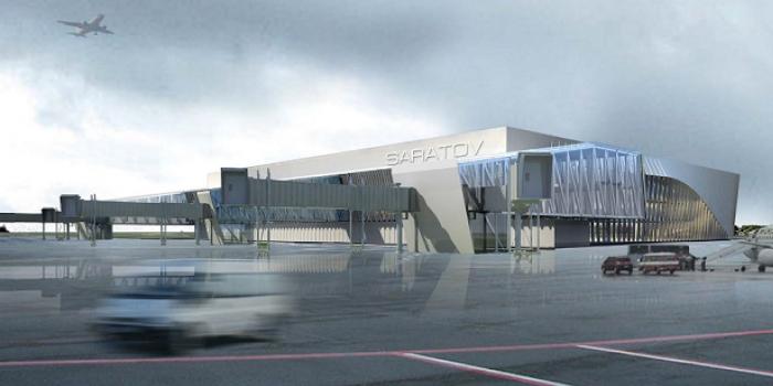 ESTA Rusya'daki dev havalimanının temellerini attı