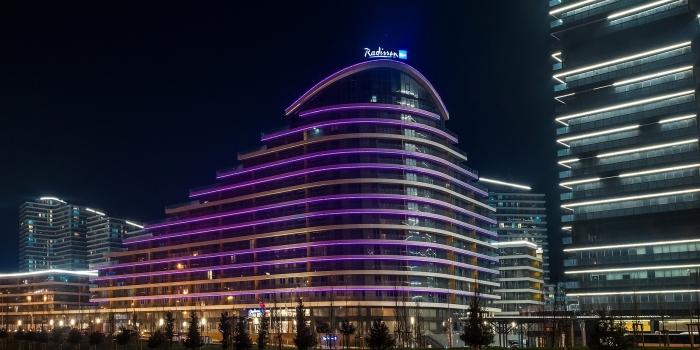Radisson Blu Batışehir'de kapılarını açtı