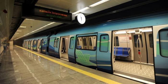 Kaynarca Tuzla metro hattında inşaat çalışmaları başladı