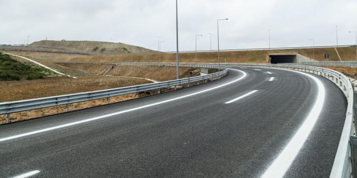 Dev otoyolu projesinin ilk etabı bugün trafiğe açıldı