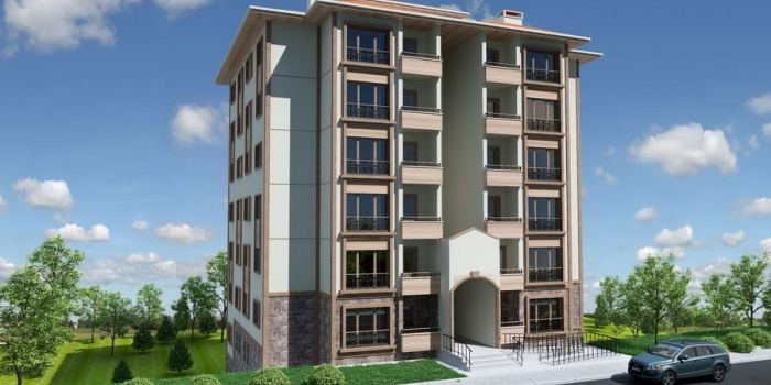 TOKİ Artvin Murgul'a 77 konut inşa edecek