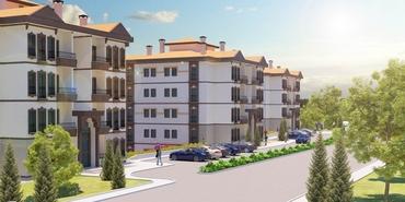 Kırşehir Kaman Toki Evleri ihalesi yapıldı