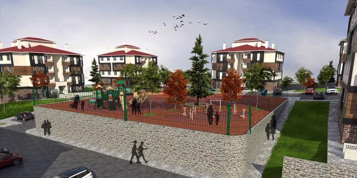 Toki Afyonkarahisar Dazkırı'ya 142 konut inşa edecek