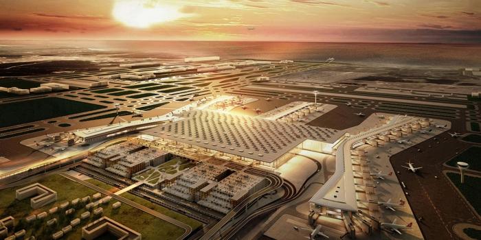 3. Havalimanı 6 firma ile yer hizmetleri anlaşmasını imzaladı