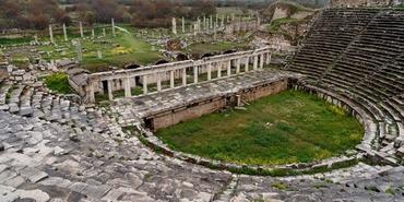 Dünya Mirası Kalıcı Listesi'ne alınan Afrodisias nasıl bulundu?