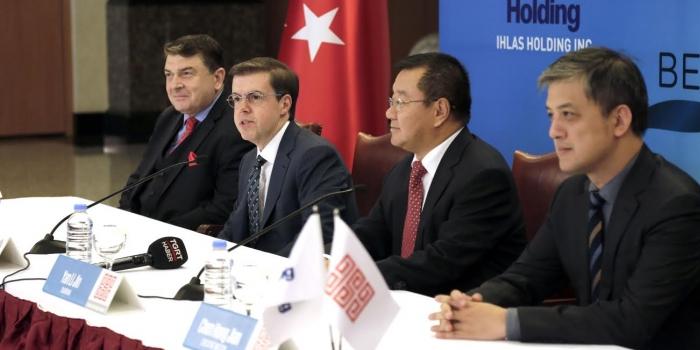 Tarihi İpek Yolu projesine Türk ortak