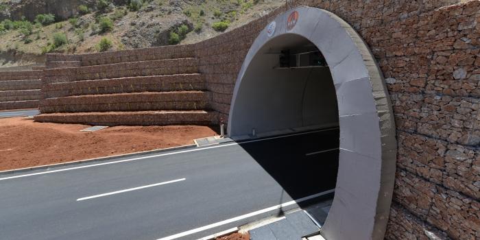Erkenek Tüneli'ne Tekno Maccaferri imzası