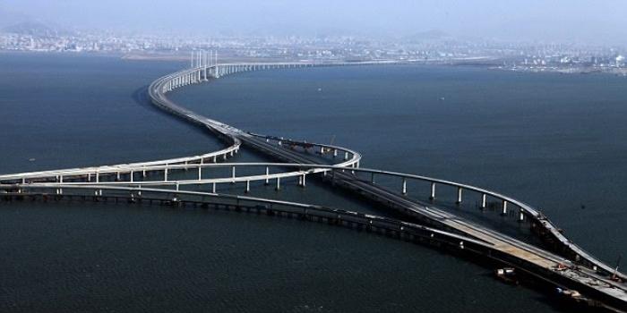 Dünyanın en uzun köprüleri
