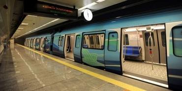 Kabataş Mahmutbey metro hattında çalışmalar devam ediyor