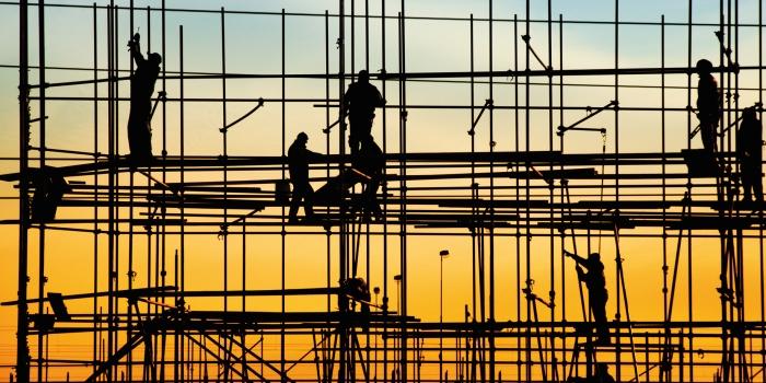 İş kazalarında inşaat sektörünün sicili düzelmiyor