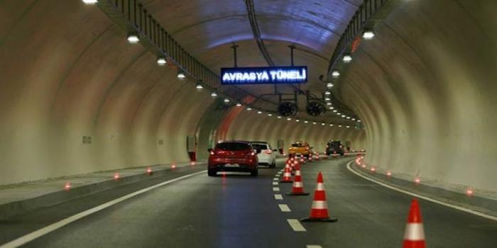 Avrasya Tüneli İşletmesi'nden yağmur açıklaması