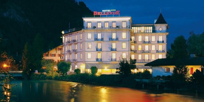 İsviçre'nin tarihi otelini Doğuş Grubu satın aldı