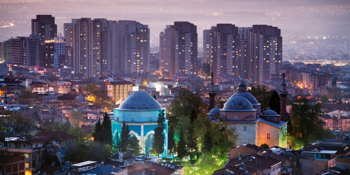 Kira yardımı Bursa'da konut fiyat dengesini bozuyor