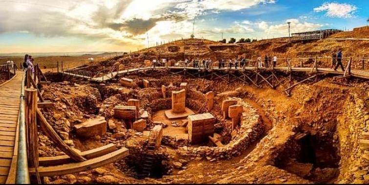 Göbeklitepe Dünya Mirası Listesi'nde