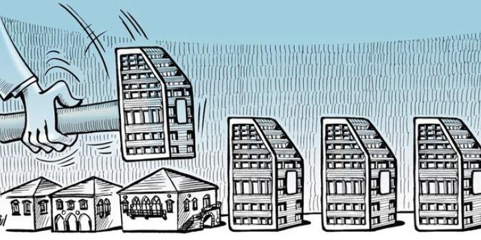 Kentsel dönüşümde dikkat edilmesi gerekenler