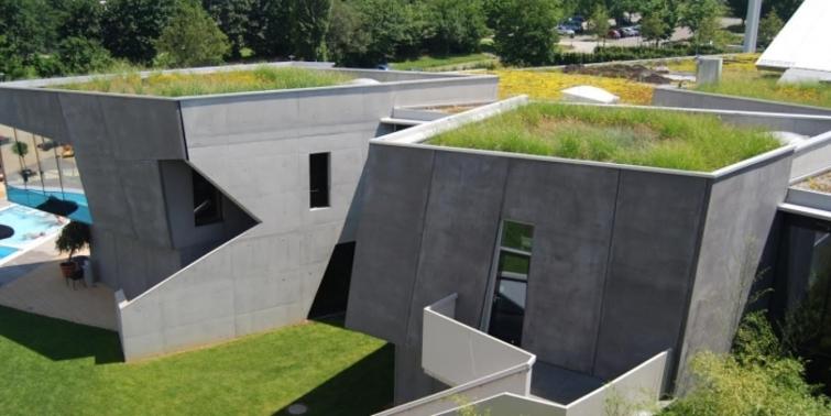 Sel riskine karşı yeşil çatı çözümü