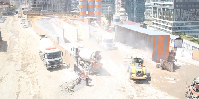 Kadıköy Belediyesi: 'Fikirtepe'de hava kalitesi dibe vurdu'