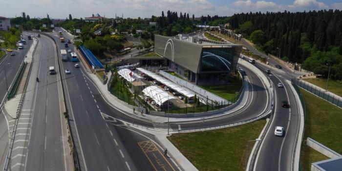 Avrasya Tüneli Binasına LEED Altın Sertifikası