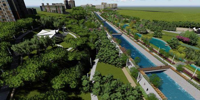 Rakamlarla İstanbul'un en büyük park projesi: Kayapark