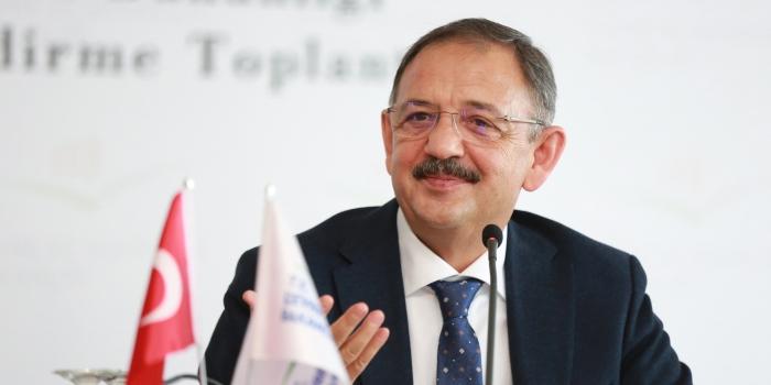 Bakan Özhaseki'den sel açıklaması: Sadece altyapı değil, iklim değişikliği