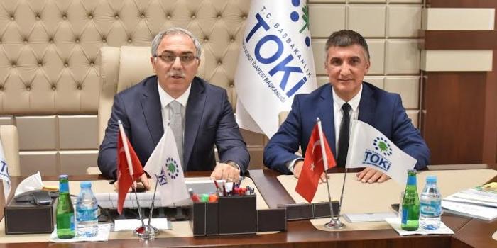 TOKİ  Sefaköy arsasına 900 milyon TL'lik yatırım: 'E5 Meydan'