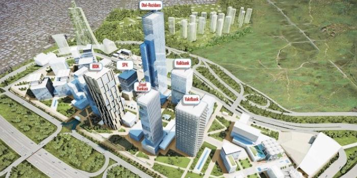 İFM Merkez Bankası ihalesinde en yüksek teklif İntaş Yapı'dan
