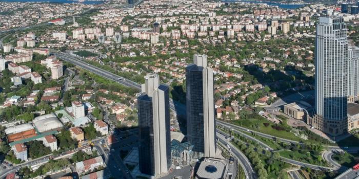 Üç büyük kentte ofis kira hareket analizi