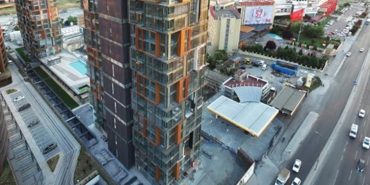 Selenium Ataköy'de son 20 daireye özel kampanya