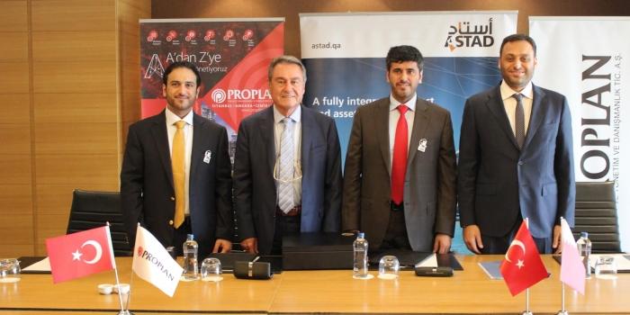 PROPLAN ve ASTAD mutabakat anlaşması imzaladı