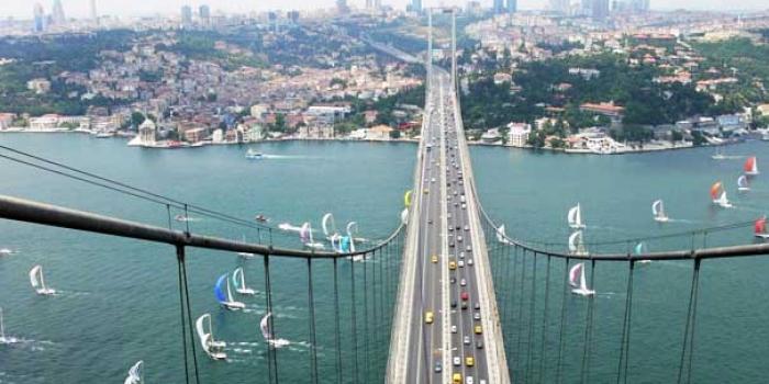 15 Temmuz Köprüsü 7.7'ye hazır hale getirildi