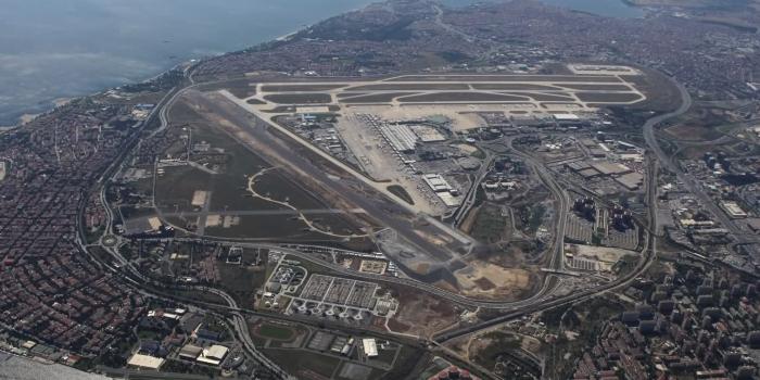 Atatürk Havalimanı'na konut ve AVM tartışmasına son nokta