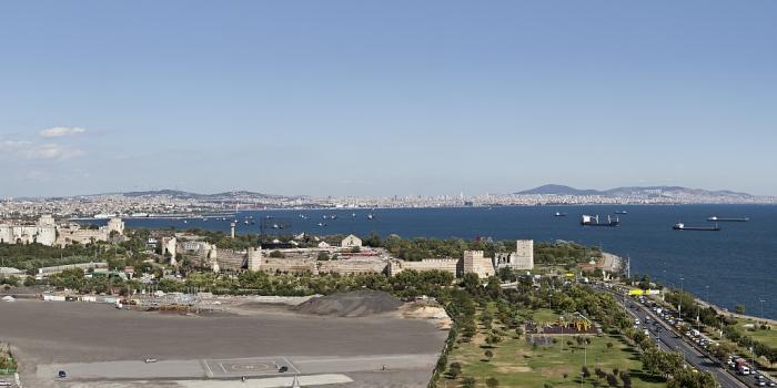 İstanbul'un en değerli dördüncü ilçesi Zeytinburnu oldu