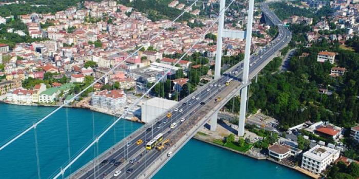 15 Temmuz Şehitler Köprüsü onarımı 72 günde tamamlandı