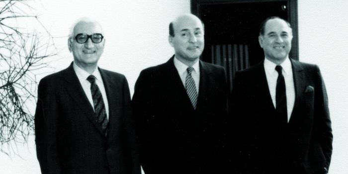 Tekfen Holding'un kurucusu Feyyaz Berker yaşamını yitirdi