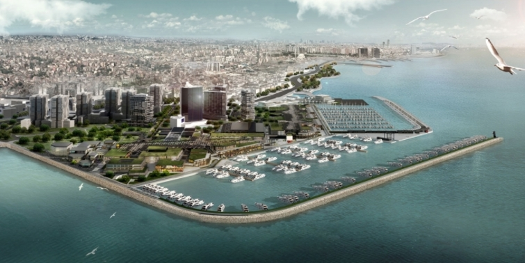 Tabanlıoğlu Mimarlık Cityscape finalinde