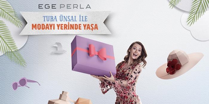 Ege Perla'da yaşam 6 Eylül'de başlıyor