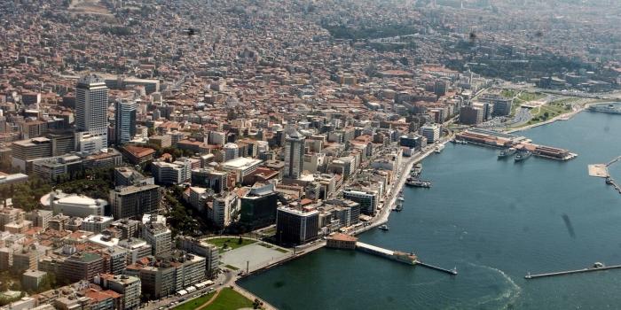 Son 5 yılda İzmir'e 10 milyarlık inşaat yatırımı yapıldı