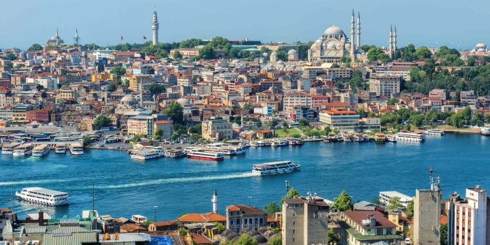 Türkiye'nin en büyük 5 kenti ve konut için çalışma süresi analizi
