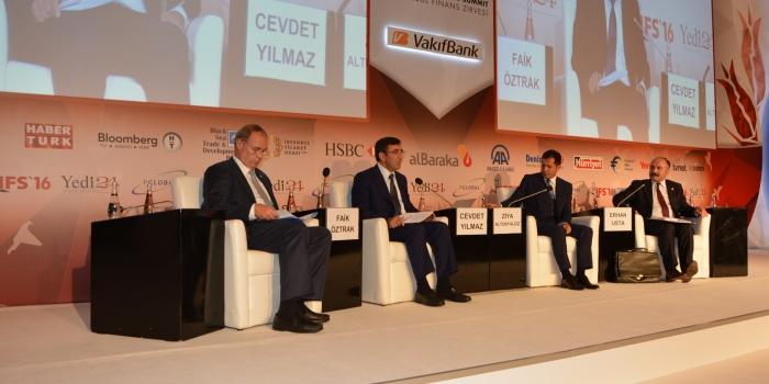 Finans Zirvesi'nde teknoloji ve risk yönetimi konuşulacak