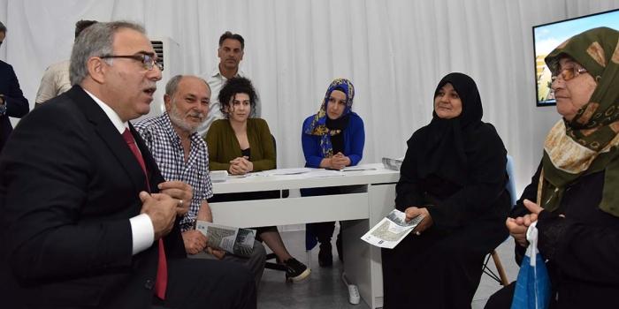 TOKİ Kayaşehir'e ilk günde 2 bin 155 kişi başvurdu