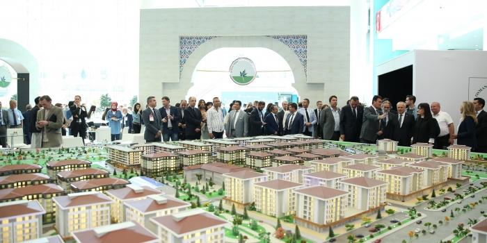 CNR Emlak Ankara kapılarını açtı